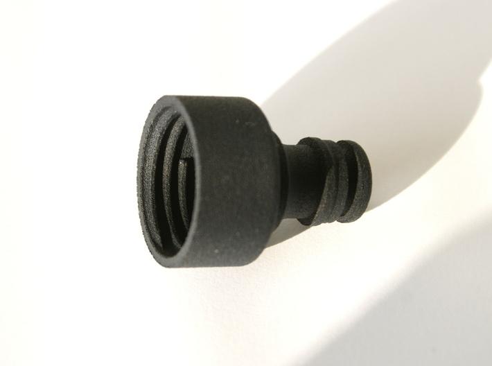 Bottle Rocket Nozzle 3d printed