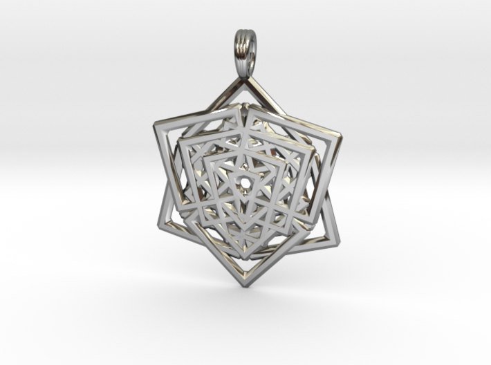 SQUARING THE STAR 3d printed