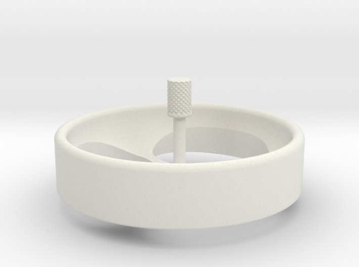 Spinning Top Revised 3d printed