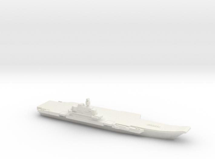 Kuznetsov-Class CV, 1/2400 3d printed