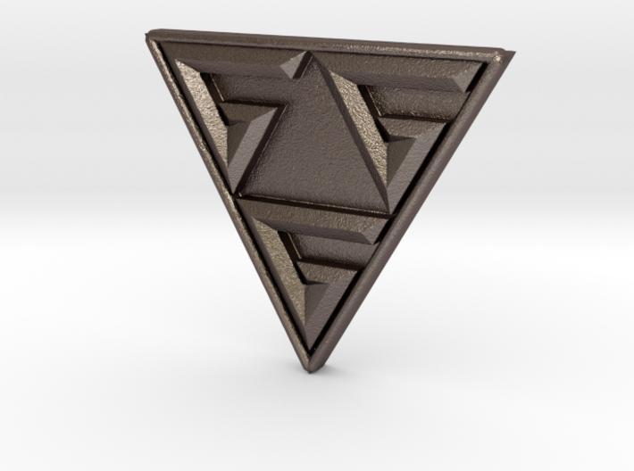 Gideon Remake Textured 3d printed