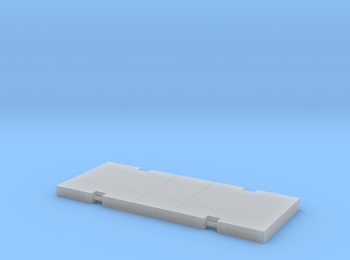 LR / LG 1750 Unterlegsplatte Einzel 3d printed