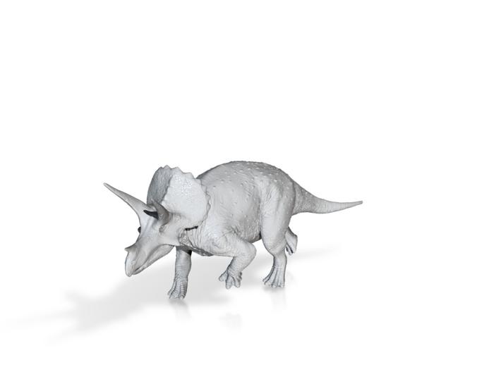 Triceratops horridus male - 1/40 3d printed