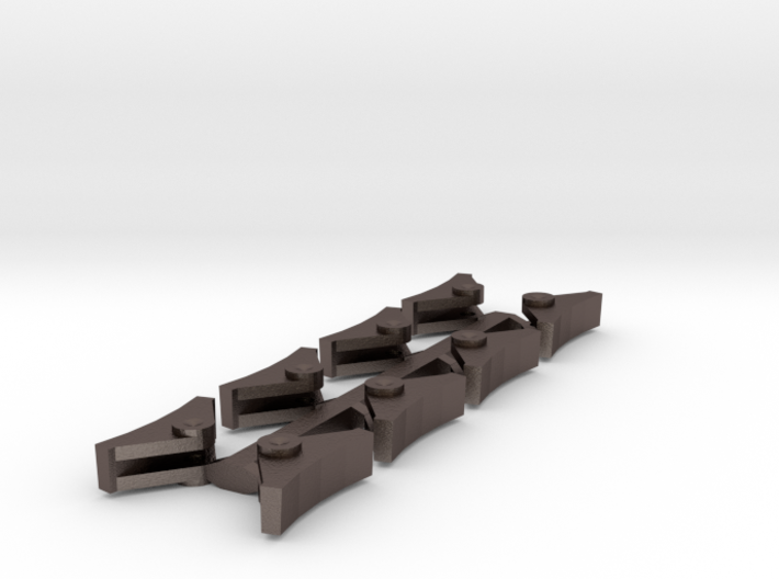 Brake Shoes Set 3d printed