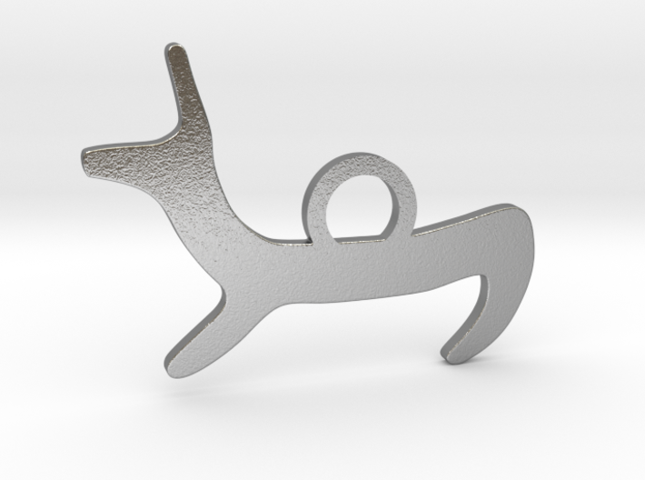 Canis simplex_Spike 3d printed