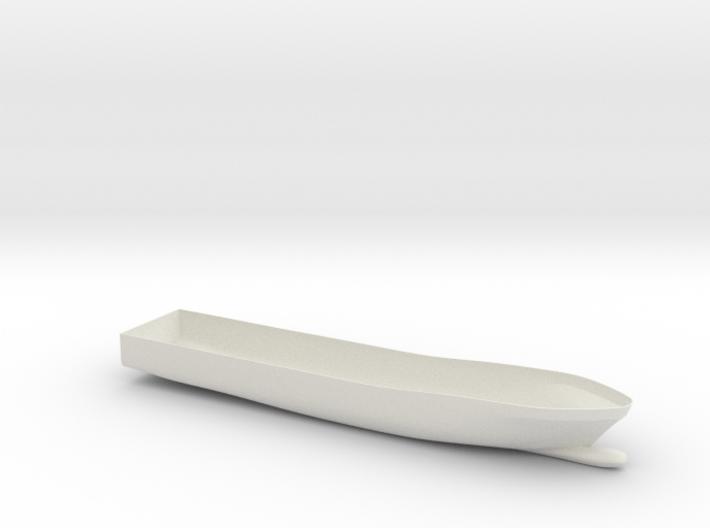 Basic hull Rmah / Alfaq class auxiliary vessel 3d printed