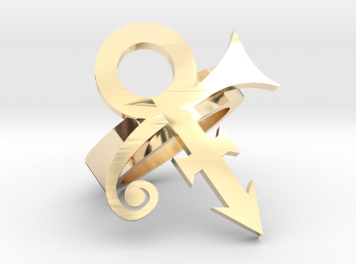 prince ring geommatrix 3d printed