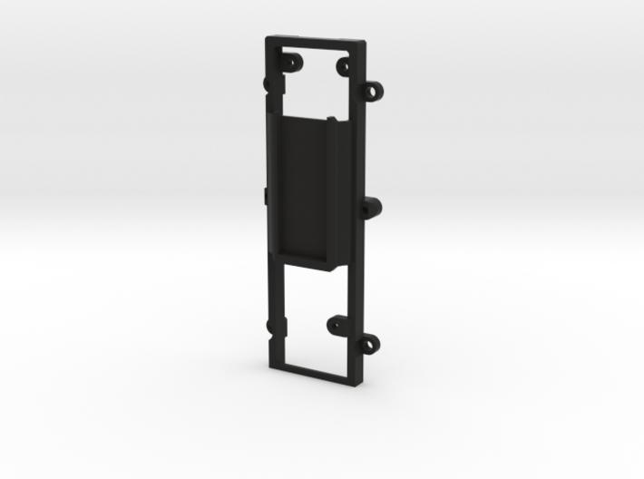 DNA200 Premium case - Easy mount oLED mount 3d printed