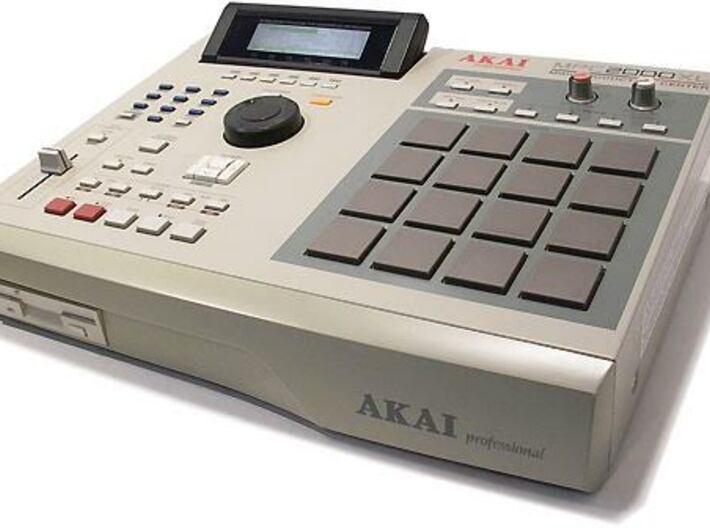 Akai 3d printed