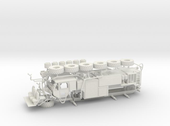 Oshkosh ARFF P-19R Parts 3d printed