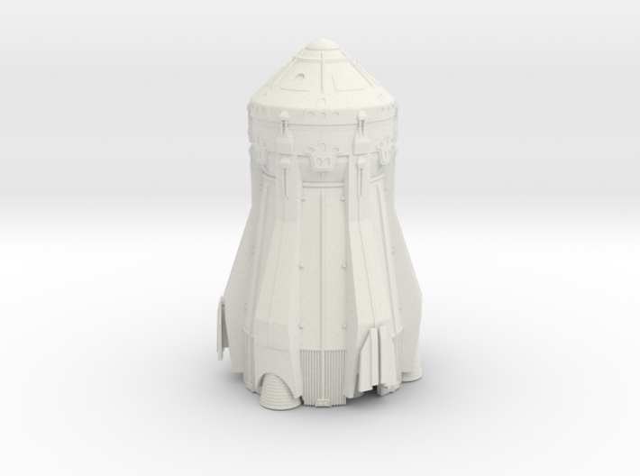 1/200 NASA / JPL ARES MARS ASCENT VEHICLE 3d printed