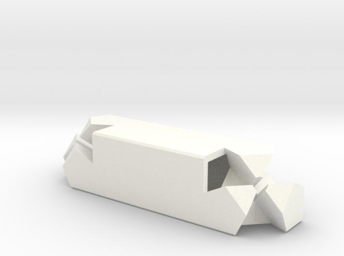 3-way Joint (Kawai Tsugite) 3d printed