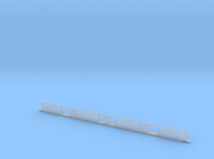 Monorail Straight Rail Gen 2 3d printed