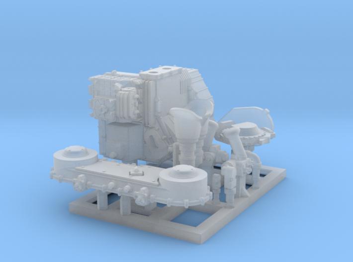1/35 SPM-35-027-TOW-01 TOW TAS 3d printed