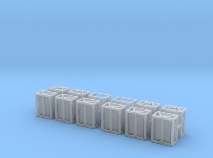 US SIXCON Fuel Container 1/285 6mm 3d printed