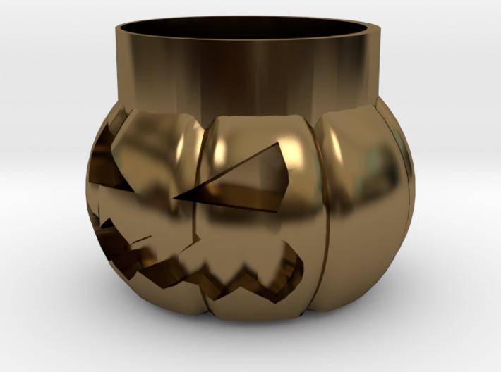 Halloween Pumpkin Glass New 3d printed