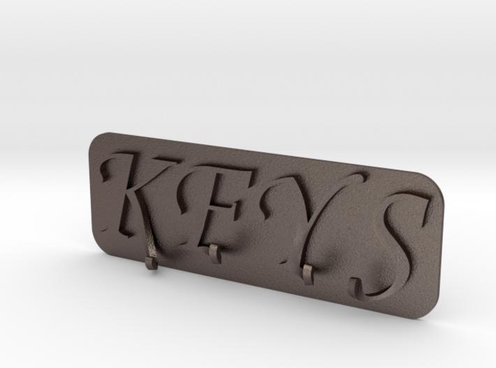 Key Rack 3d printed