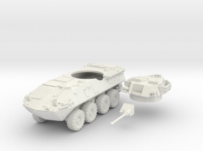 ASLAV-25 TYPE 1(1:56 Scale) 3d printed