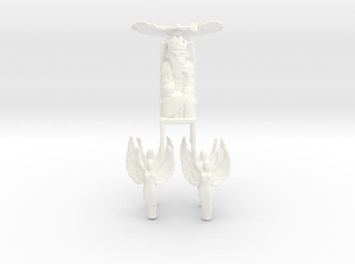 Jupiter Luck 3d printed