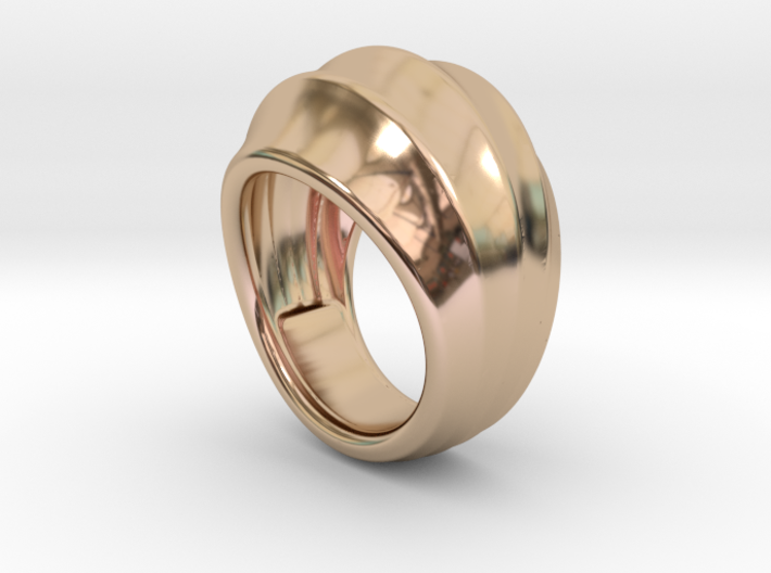 Good Ring 31 - Italian Size 31 3d printed