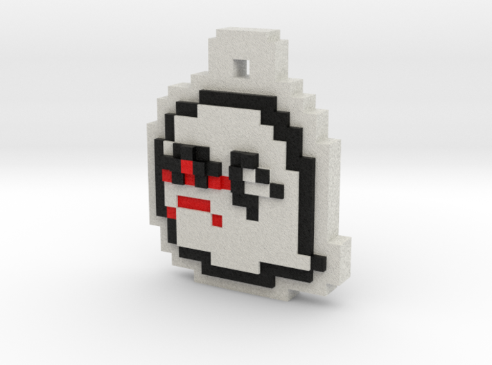 Boo Hide - S2 3d printed