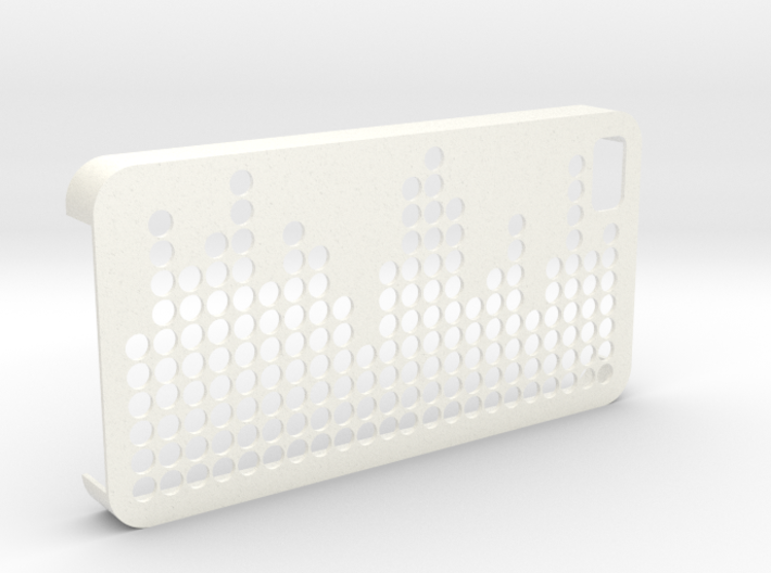 IPhone 4 4S Case Equalizer 3d printed