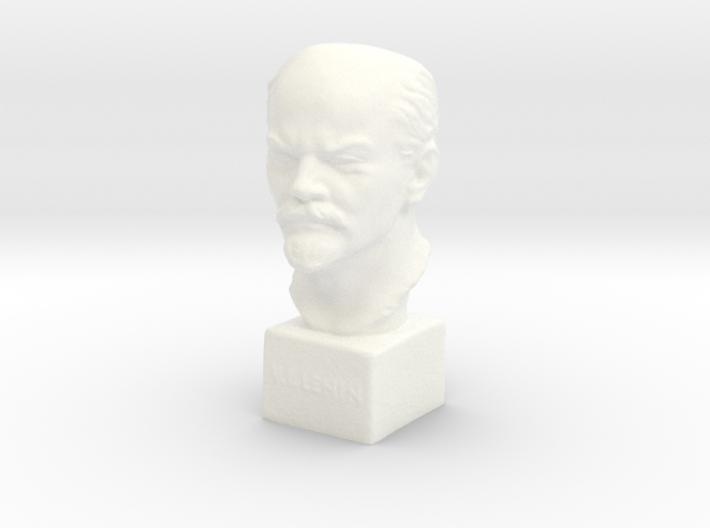 Lenin 3d printed