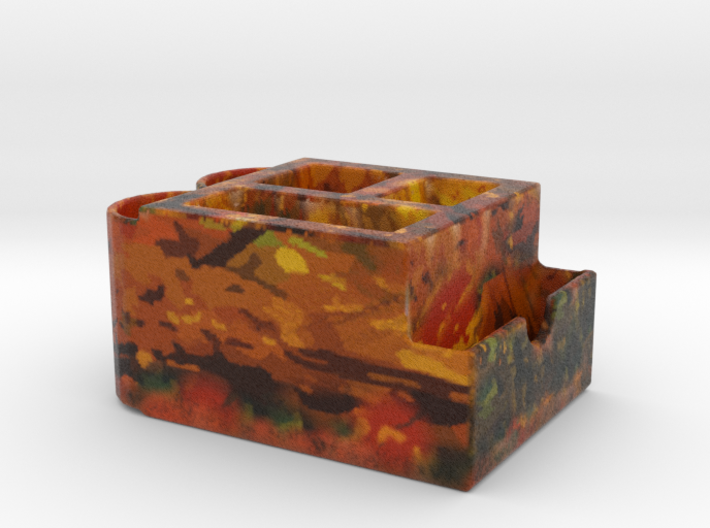 Multipurpose Card Name Desktop Full Color 3D Print 3d printed