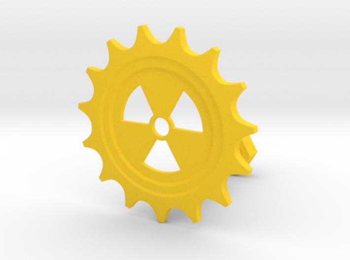 Nuke Gear 3d printed