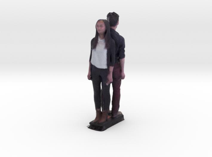 Ken & SJ 3d printed