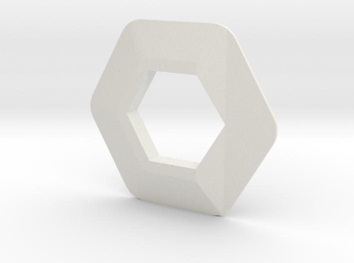 Voxel Material Sample - ALL MATERIALS 3d printed