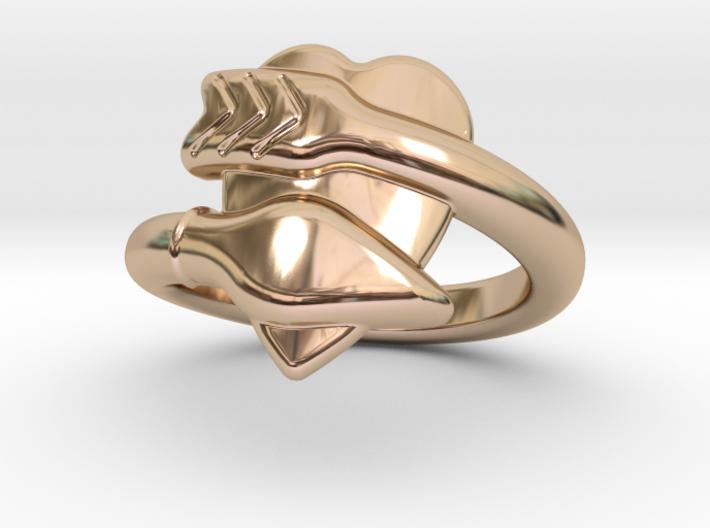 Cupido Ring 23 - Italian Size 23 3d printed