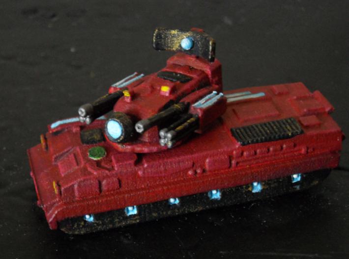 MG144-SV009 29K22 Tunguska 2 AAA 3d printed