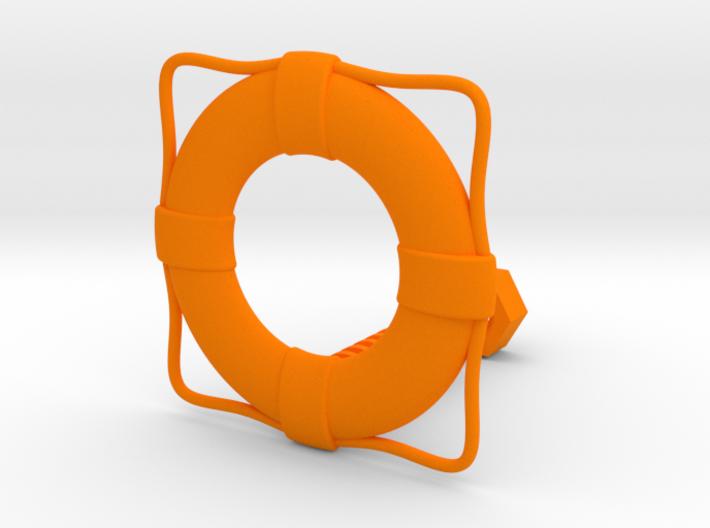 Life Saving Ring 3d printed