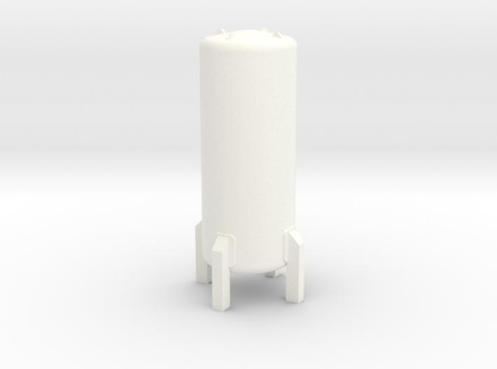 HO Cryogenic Tank ø20 H52mm 3d printed