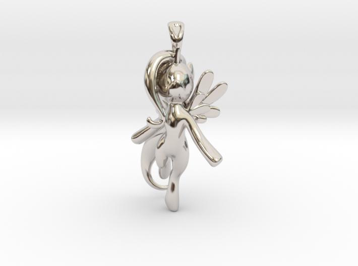My Little Pony - Alicorn Pendant 3d printed