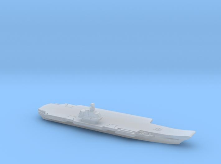Ulyanovsk-Class CV, 1/6000 3d printed
