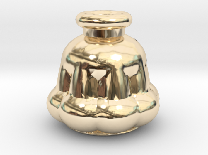 42 Potion Bottle 3d printed