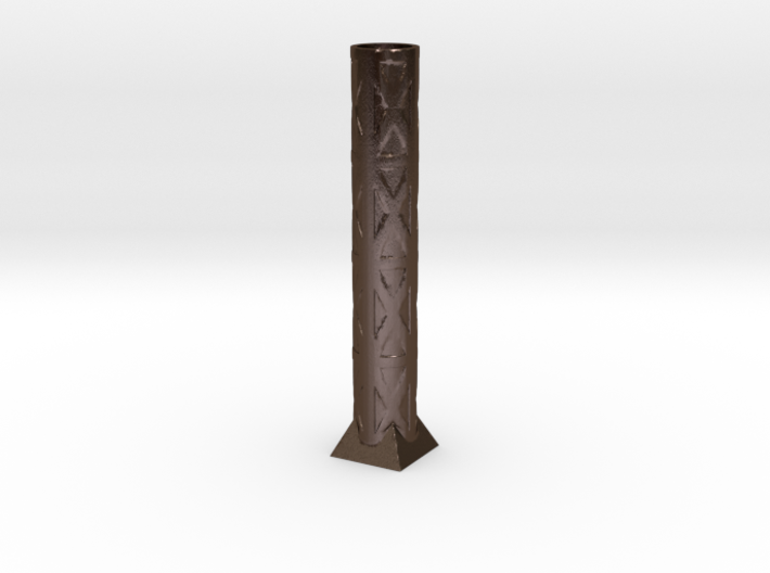 40x199 Beam Vase 3d printed