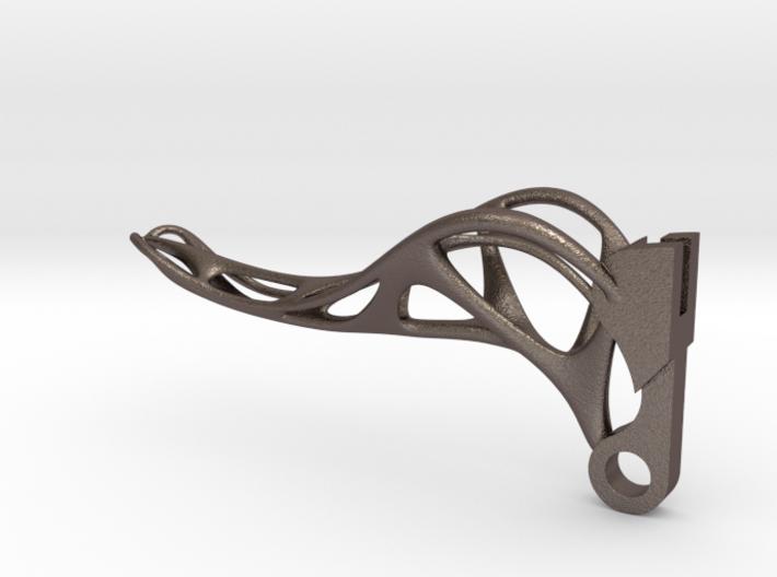 Trellis Clutch Lever 3d printed