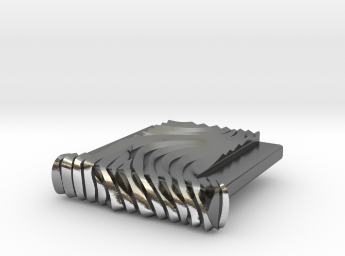 Waves - Premium camera hotshoe Cover  3d printed