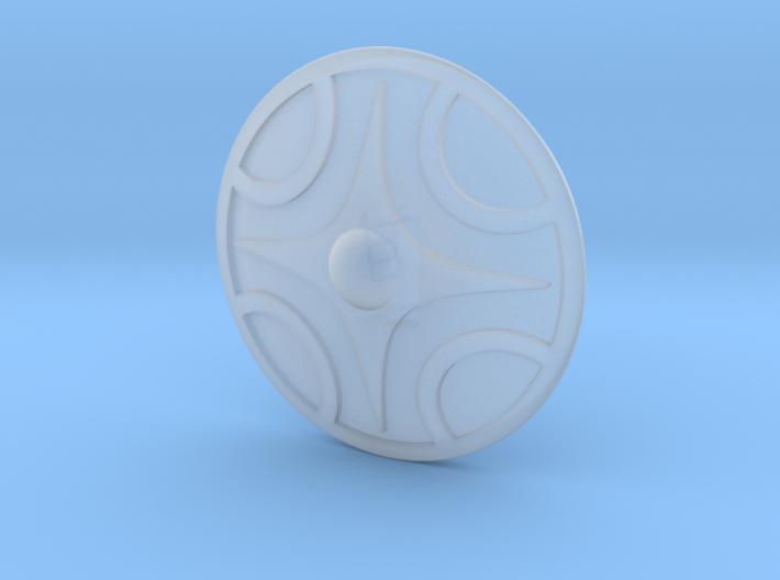 Miniature Shield 1 3d printed