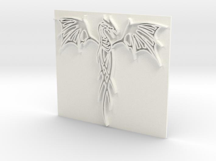 Dragon4 3d printed