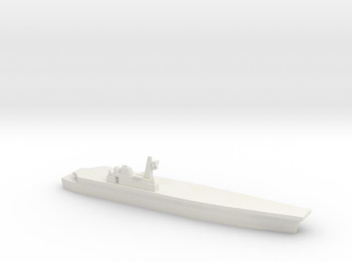 Sea Control Ship, 1/1800 3d printed
