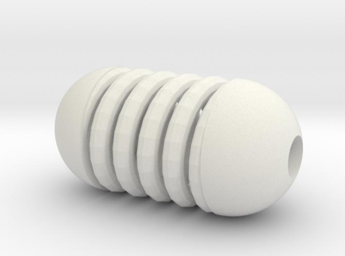 DRAW pendant - spring 3d printed