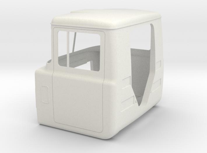 Mack-shell4-Sleeper-prep-1to16 3d printed