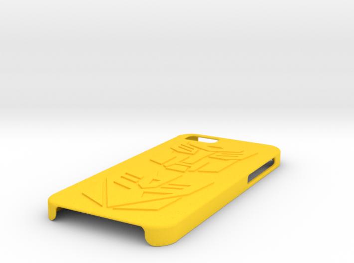 iPhone 6 Case - Autobots & Decepticons 3d printed