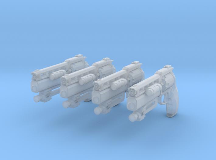 Fatebringer (1:18 Scale) 4 Pack 3d printed