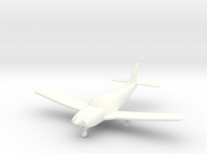 Piper Saratoga PA-32R in 1/96 3d printed