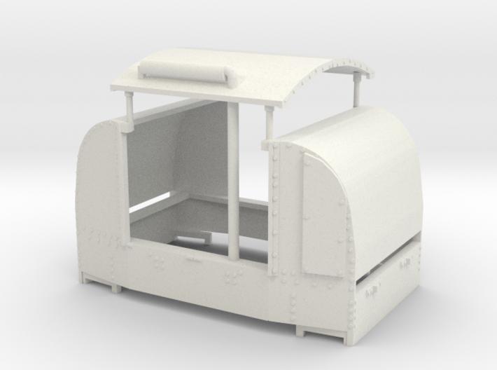 B-1-32-open-simplex 3d printed